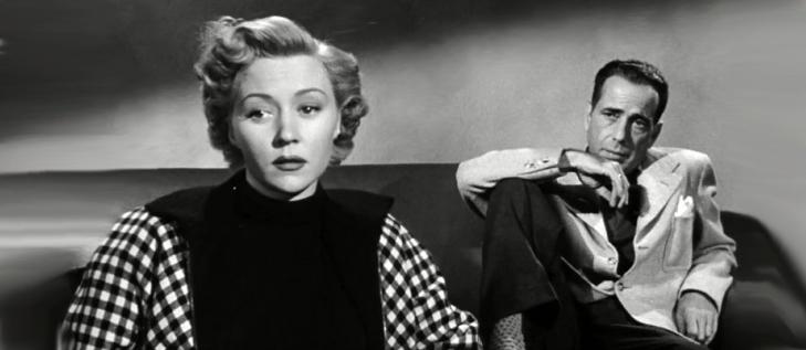 In a Lonely Place (Il diritto di uccidere), N. Ray, Stati Uniti, 1950, 94'