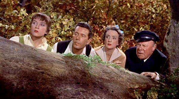 The Trouble with Harry (La congiura degli innocenti), A Hitchcock, Stati Uniti, 1955, 99'