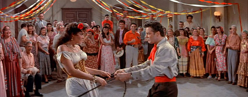 La donna venduta (Hot Blood), N. Ray, USA, 1956, 85'